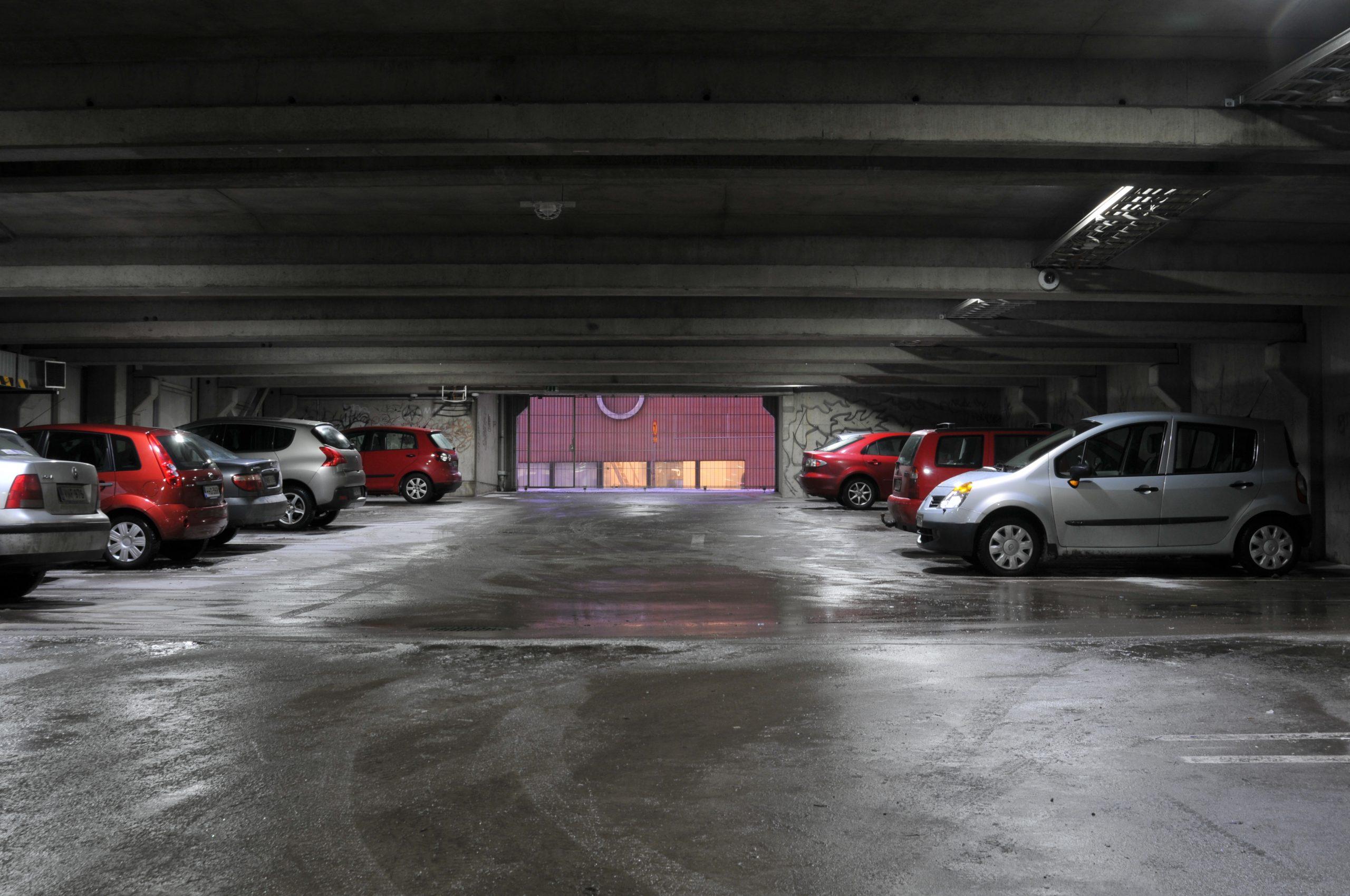 Anttila Salo parkkihalli1