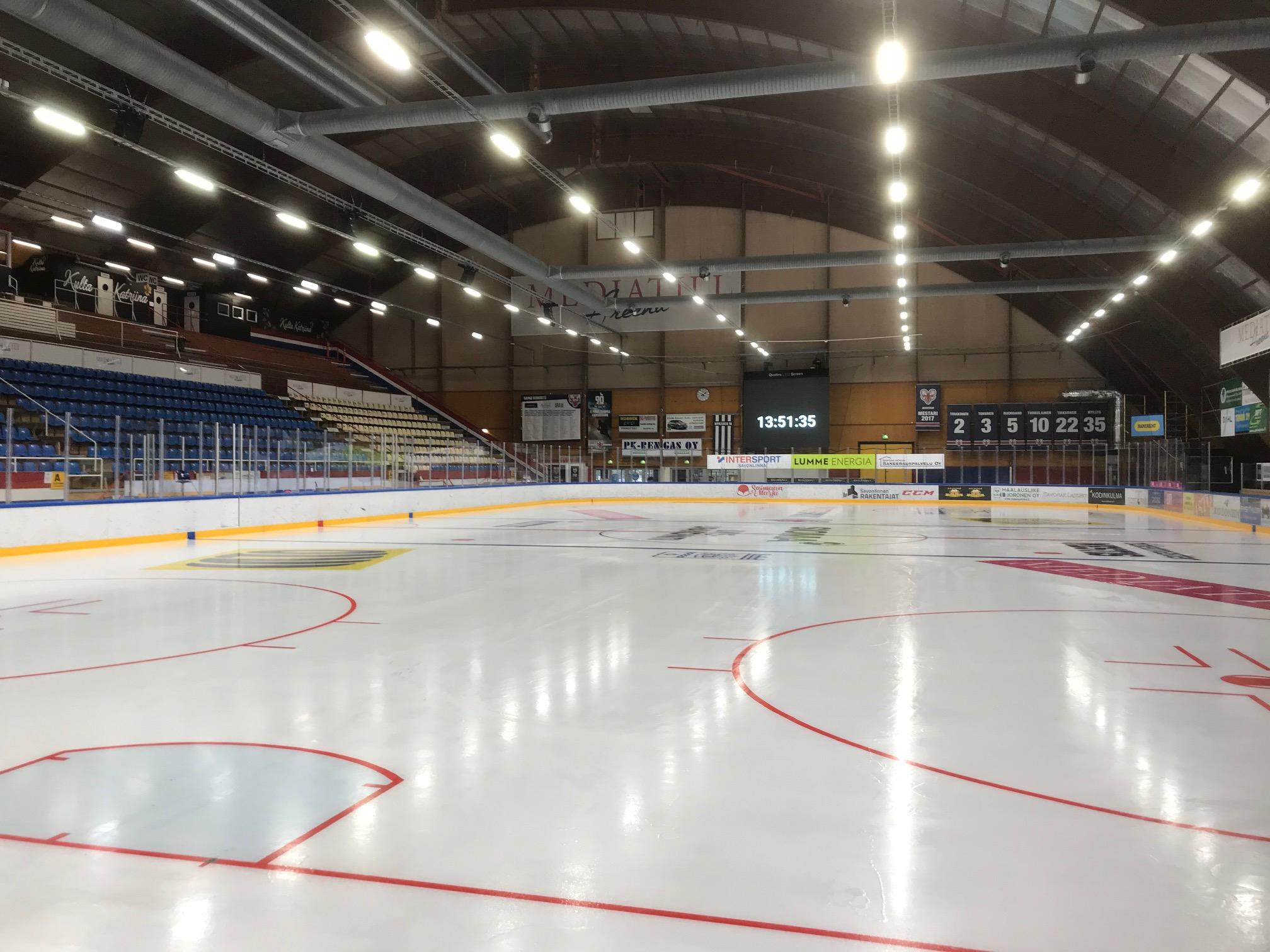 Savonlinnan jäähalli 1